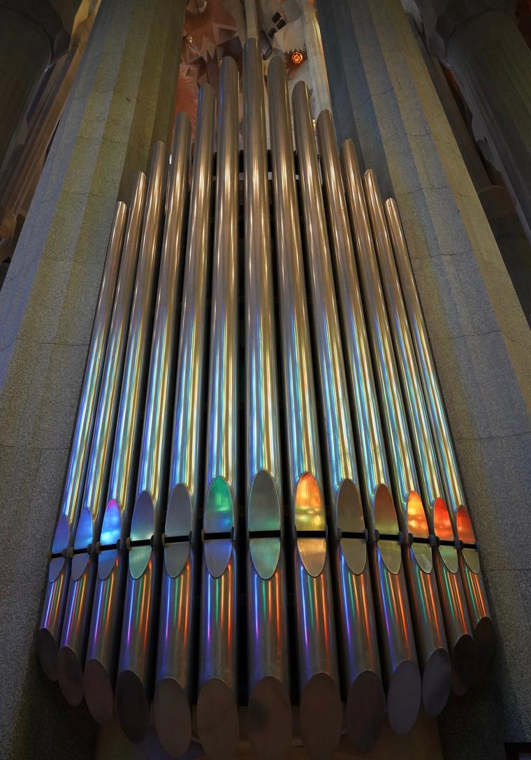 Rainbow Organ