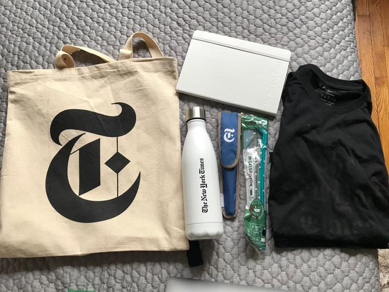 NYT Swag
