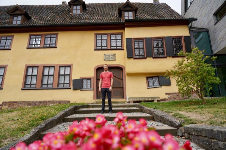 Bachhaus, Eisenach