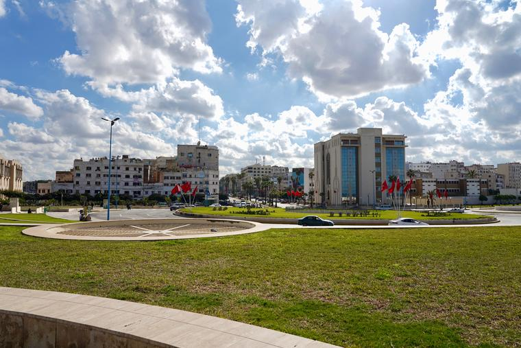 Boulevard Moulay Youssef