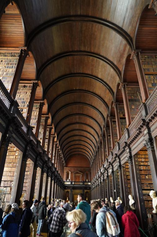 Book of Kells Library