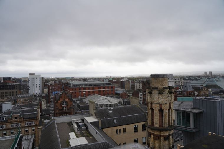 Mackintosh Tower View