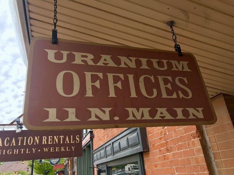 Uranium Offices