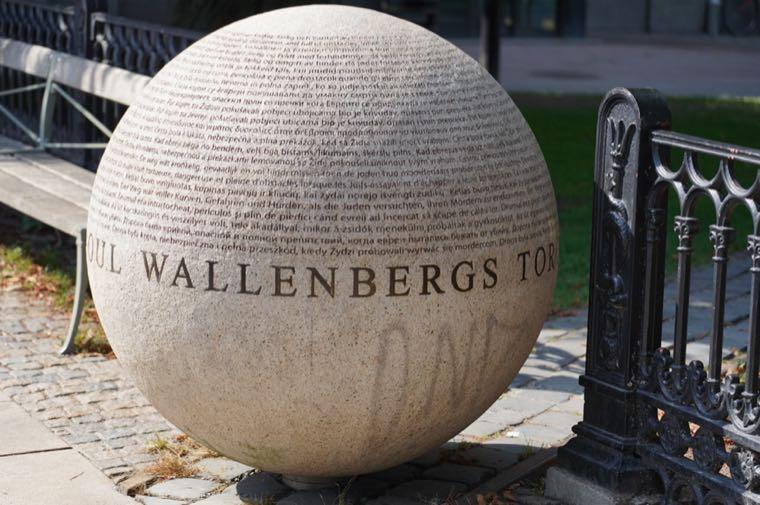 Raoul Wallenburg Square